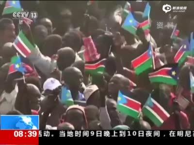 南苏丹发生军队派系冲突 双方10日再次交火
