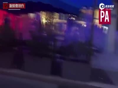 马赛:英格兰球迷酒后再滋事 3国球迷互殴
