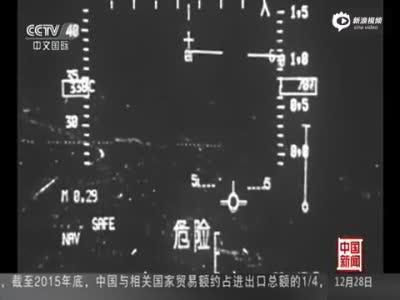 东海舰队歼10撞鸟坠毁 飞行员对话录音曝光
