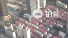 世贸大厦100层(来自拍客手机客户端 下载地址:http://video.sina.com.cn/app/sinapaike.html)