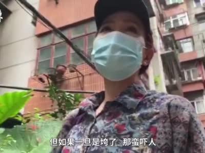 #武汉一小区多栋住宅楼开裂沉降#:疑为隔壁工地施工导致,有业主欲弃房另寻...