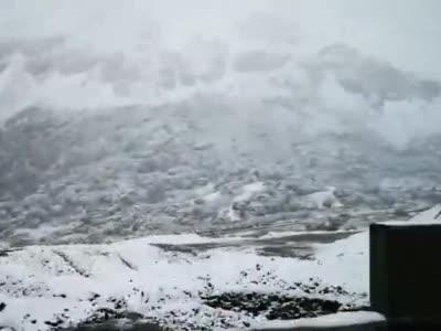 香稻公路沿线