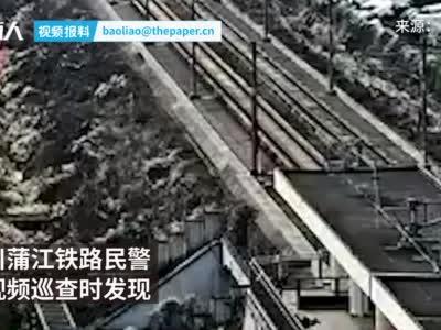 操控无人机穿越高铁线路,男子危及列车运行安全被罚