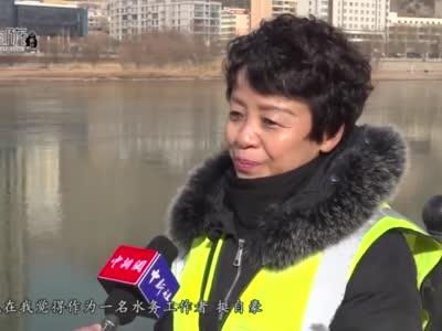 """《中新观陇·微视界》""""黄""""河哪儿去了?守护者说"""