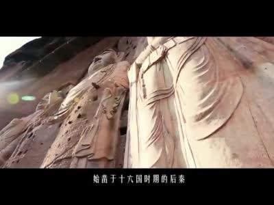 """【文物图鉴】""""陇上石窟走廊"""",惊艳千年时光"""