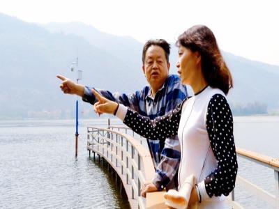 #COP15春城之約#丨從大泊口瞭望滇池