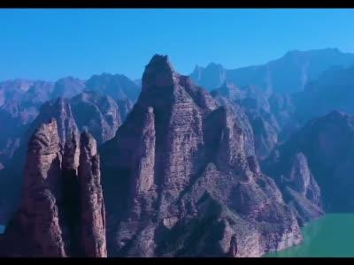 【视频】甘肃永靖:山一重,水一重,山水有相逢!