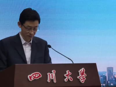 中共重庆市委组织部部务委员 肖锋:川渝山水相依,发展相融
