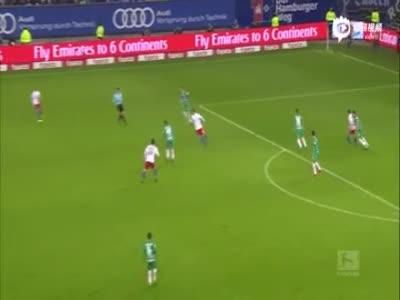 格雷格里茨梅开二度 不莱梅客场2-2汉堡